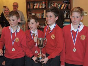 Baden-Powell School Junior Chess Champions