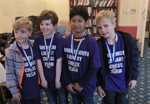 Bournemouth Library Runners-Up Junior Section