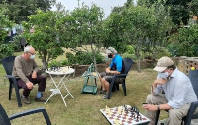 Bulletin No.27 – Purbeck Chess Club Returns to Outdoor 'over the board' Chess