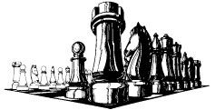 "Junior Chess Senior Competition – BGS ""A"" & Highcliffe head to head 