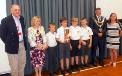Baden-Powell & Bournemouth Library teams to contest Junior Final 26 April