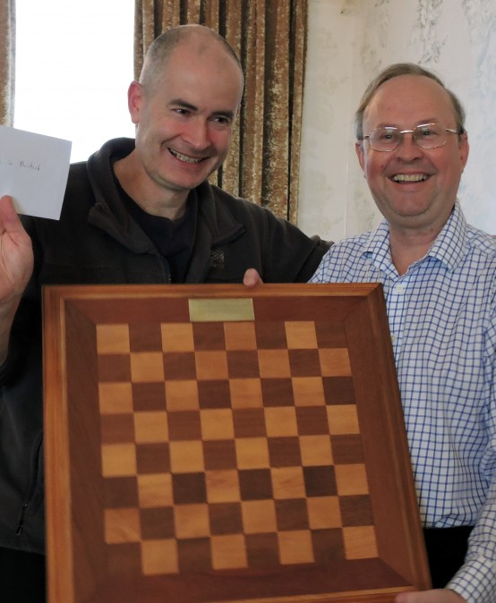 51st Dorset Open, Cross Tables uploaded –  Please click here