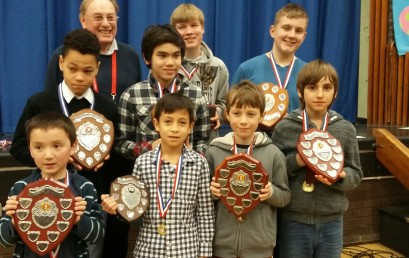Junior Chess Success