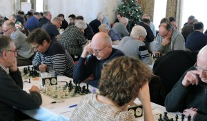 Play at Dorset chess Open 3.12.16