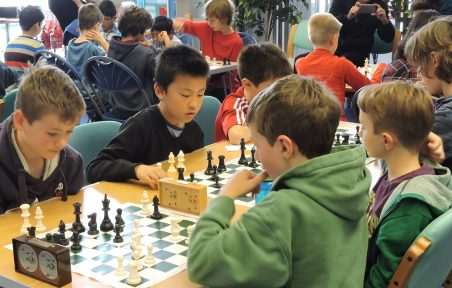 Junior Chess Fun Event at Poole; great evening ahead for juniors with lots going on!