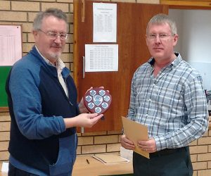 Doret Blitz Keith Gregory Winner