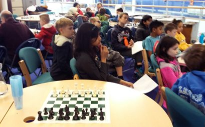 Bournemouth Library Junior Chess restarted Sat 8 Sept – lots to look forward to including news, games & features for juniors through the Poole Club website