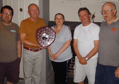 Highcliffe Castles win Keith Bateman Memorial Trophy; Final Table