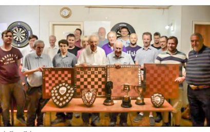 Poole AGM honours members' success in winning 5 trophies in 8 months; Bournemouth Echo report 1 Aug