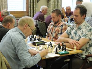 Dorset Chess Open Elstead Hotel Oct '18