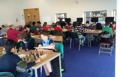 "Junior Chess Event – ""Rise of new kids on the block! Hugely enjoyable"""