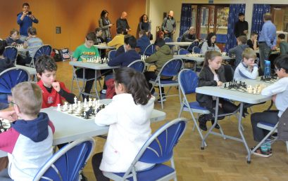 Junior Chess: Ted Paul 6/6 – Organiser Eric Sachs submits Congress Report